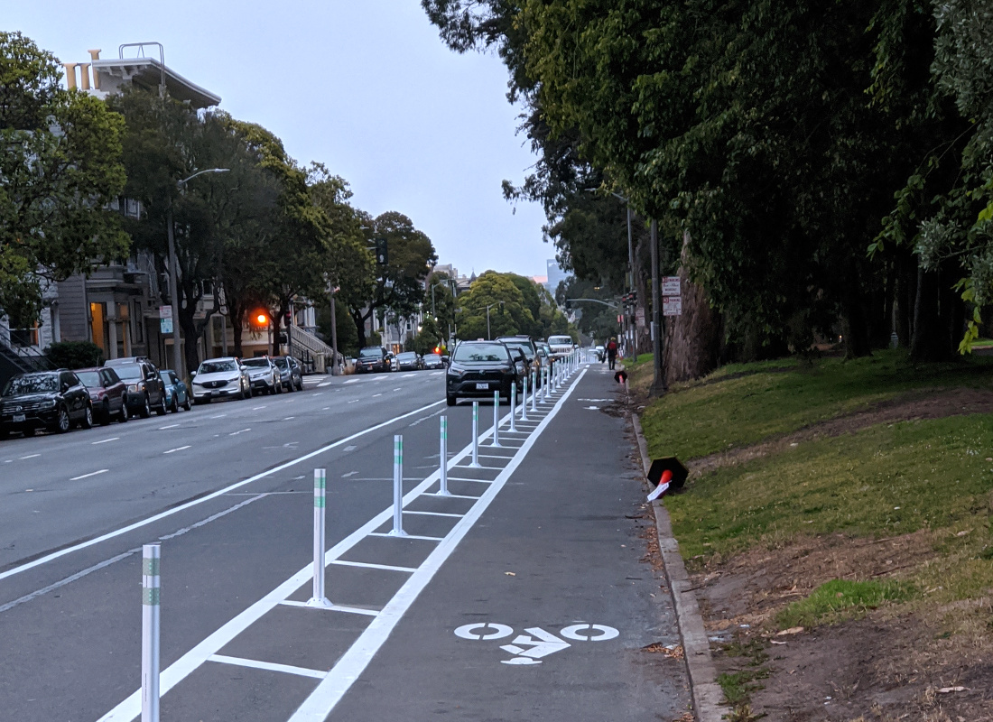 picture: bike lane