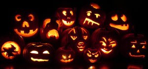 Photo, by Steven Pitsenbarger, of Jack o' Lanterns (2006)